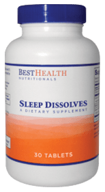 Best Health Sleep Dissolves Insomnia Supplement Review