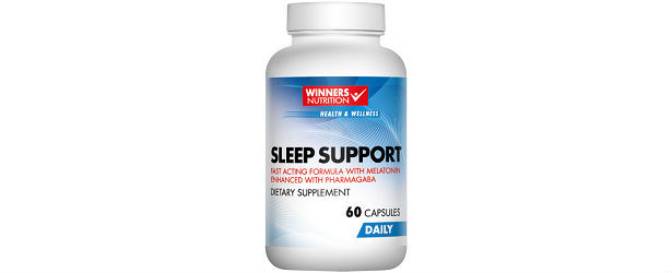 Winners Nutrition Sleep Support Nutritional Supplement Review615