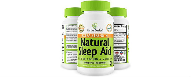 Earths Design Natural Sleep Aid Review615
