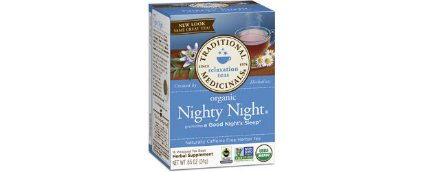 Traditional Medicinals Nighty Night Review615